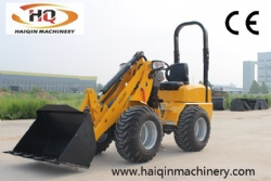 Mini Loader (HQ180) with Japan Yanmar engine